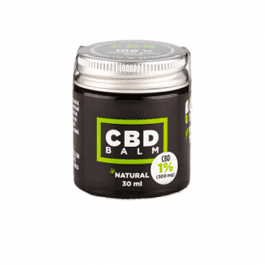 Baume au CBD 1% 300MG Pharma Hemp