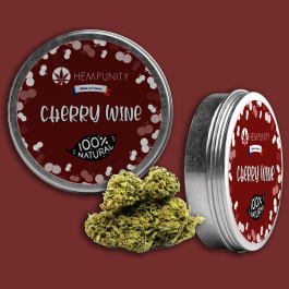Cherry Wine 12% CBD