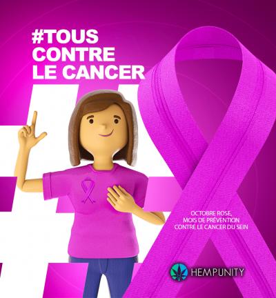 Huile de CBD et Cancer du sein